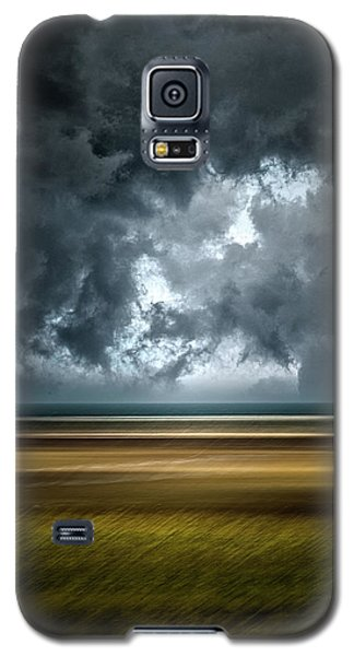 Angry Sky Galaxy S5 Case