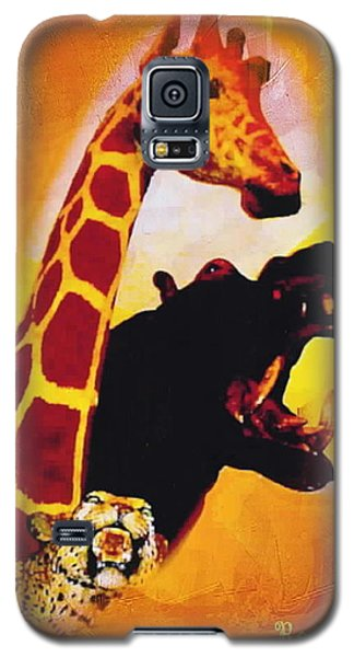 Animal Farm Galaxy S5 Case by Sadie Reneau
