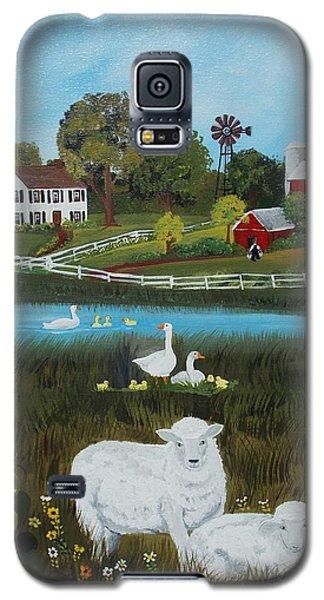 Animal Farm Galaxy S5 Case