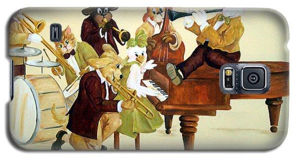 Animal Jazz Band Galaxy S5 Case