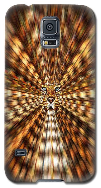 Animal Magnetism Galaxy S5 Case by Paula Ayers