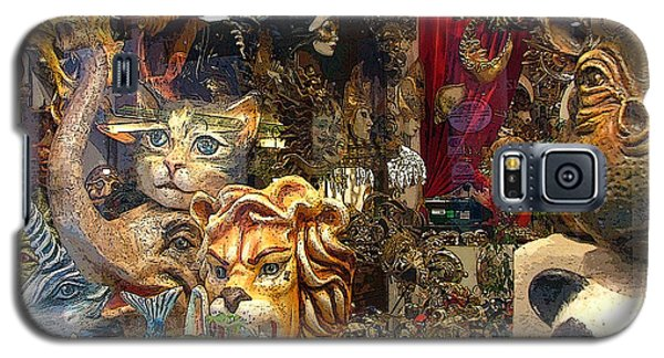Animal Masks From Venice Galaxy S5 Case