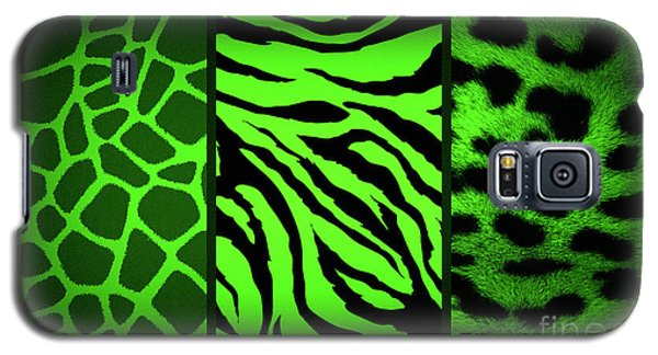 Animal Prints Galaxy S5 Case