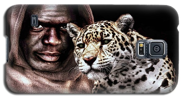 Animal Totem Galaxy S5 Case by Pennie  McCracken