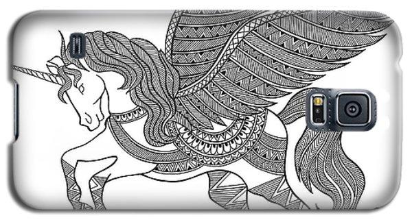 Animal Unicorn Galaxy S5 Case