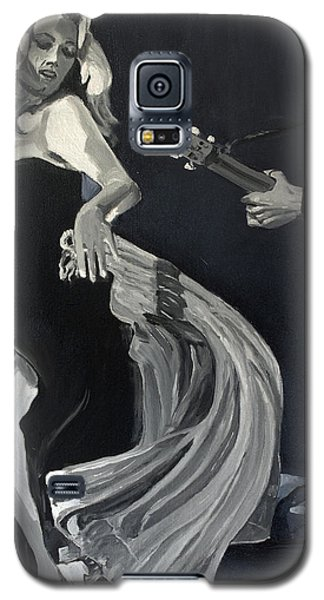Anita Dancing Barefoot Galaxy S5 Case