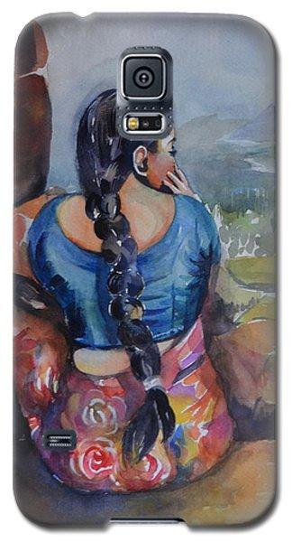 Anjani At Hampi Galaxy S5 Case