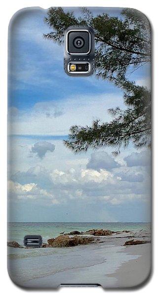 Galaxy S5 Case featuring the photograph Anna Maria Island  by Jean Marie Maggi