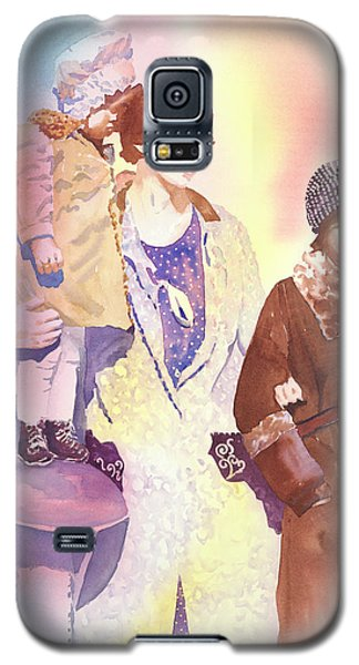 Anna Nation And Her Girls, 1932      Galaxy S5 Case
