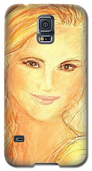 Anna Paquin Galaxy S5 Case
