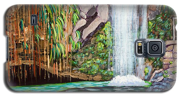 Annandale Waterfall Galaxy S5 Case