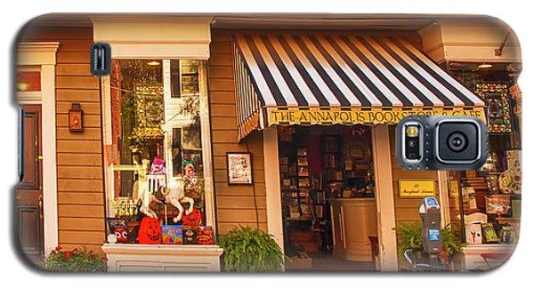 Annapolis Bookstore Galaxy S5 Case