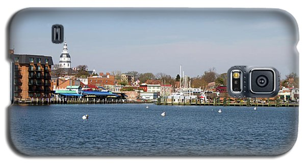 Annapolis City Skyline Galaxy S5 Case
