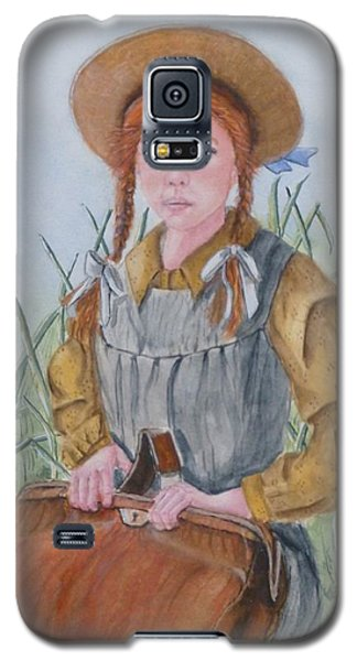 Anne Of Green Gables Galaxy S5 Case