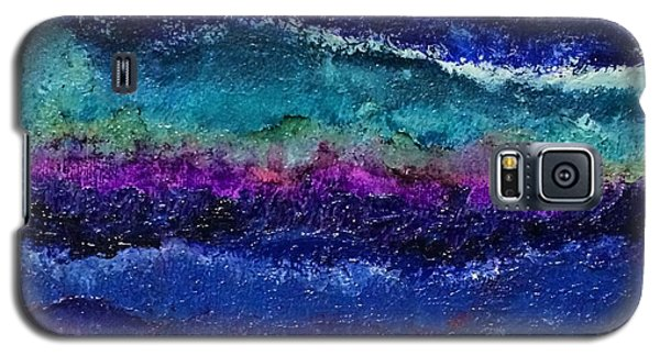 Anne's Abstract Galaxy S5 Case