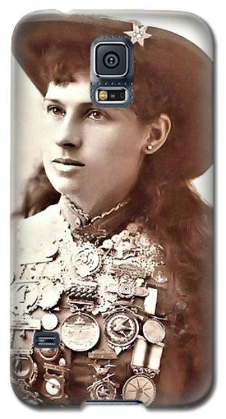 Annie Oakley 1 Galaxy S5 Case