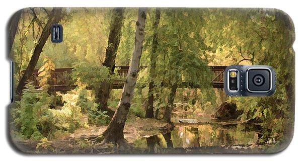 Annie's Glen Bridge Galaxy S5 Case