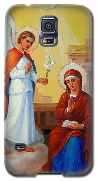Annunciation Of The Lord - Annuntiatio Domini  Galaxy S5 Case by Svitozar Nenyuk