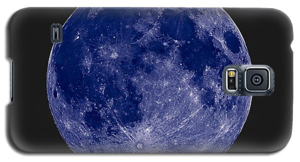 Another Blue Moon Galaxy S5 Case