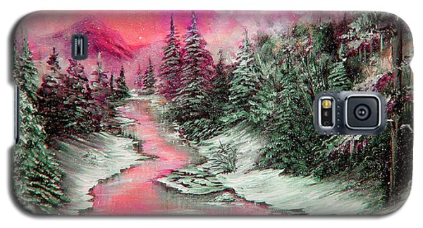 Another Cold And Windy Day 3 Galaxy S5 Case by Patrice Torrillo