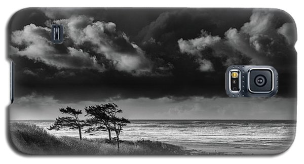 Galaxy S5 Case featuring the photograph Another Day At Kalaloch Beach by Dan Mihai