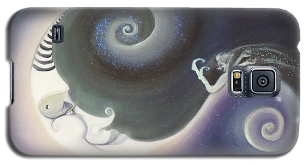 Another Moon Painting Vagabond 2005 Galaxy S5 Case