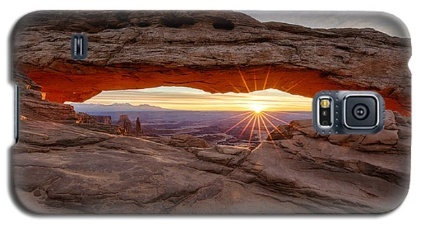Another Sunrise At Mesa Arch Galaxy S5 Case