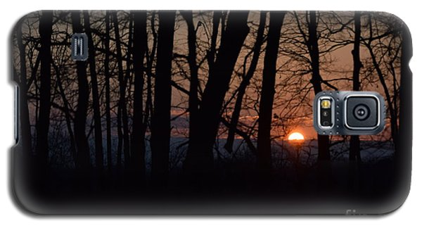 Another Sunrise In The Woods Galaxy S5 Case