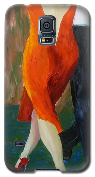 Another Tango Twirl Galaxy S5 Case