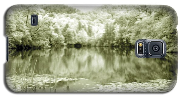 Galaxy S5 Case featuring the photograph Another World by Alex Grichenko