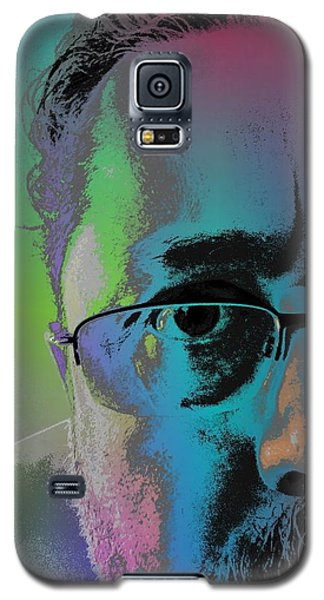 Anothercolor Galaxy S5 Case by Jeff Iverson