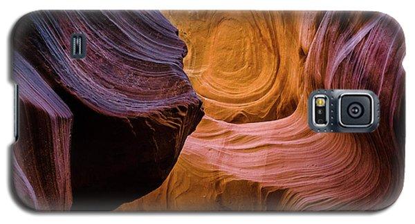 Antelope Canyon 12 Galaxy S5 Case