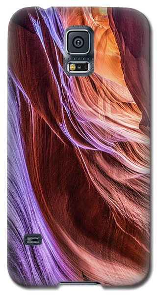 Antelope Canyon Air Glow Galaxy S5 Case