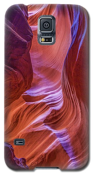 Antelope Canyon Beauty Galaxy S5 Case