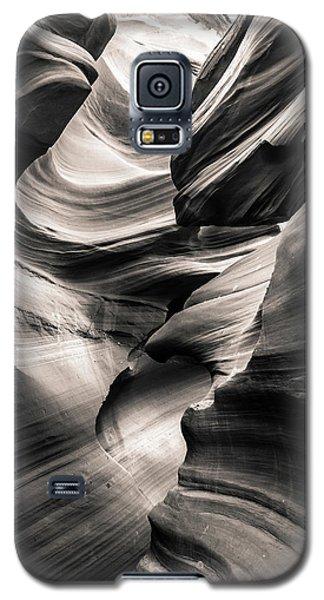 Antelope Canyon Bw Galaxy S5 Case