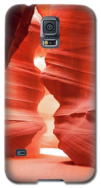 Antelope Canyon Chamber Galaxy S5 Case