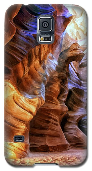 Antelope Canyon Galaxy S5 Case by Dominic Piperata
