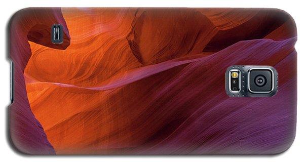 Antelope Canyon Fire Galaxy S5 Case