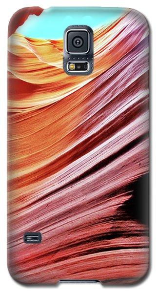Antelope Canyon Galaxy S5 Case