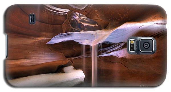 Antelope Canyon Shifting Sands Galaxy S5 Case by Martin Konopacki