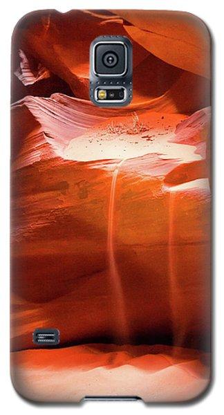 Antelope Canyon - The Falls Galaxy S5 Case