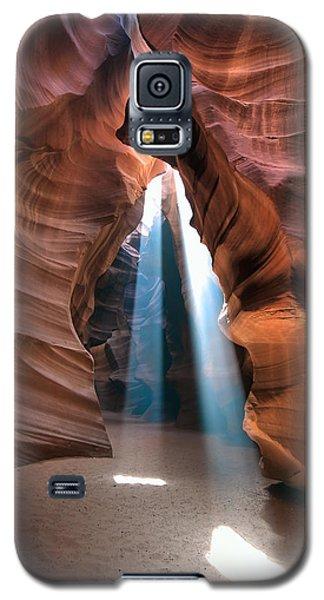 Antelope Canyon Twin Beams Galaxy S5 Case