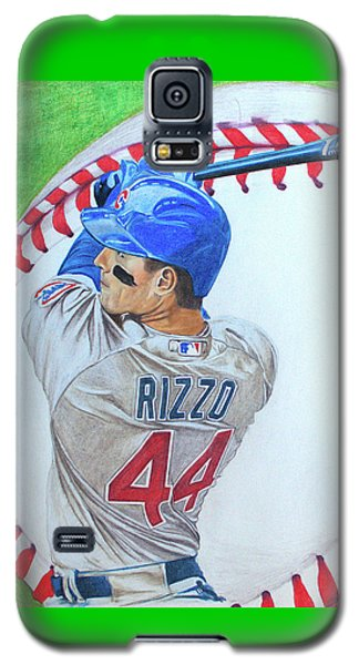 Anthony Rizzo 2016 Galaxy S5 Case
