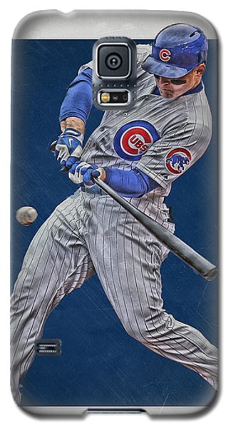 Anthony Rizzo Chicago Cubs Art 1 Galaxy S5 Case