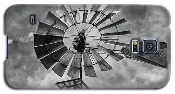 Galaxy S5 Case featuring the photograph Anticipation by Stephen Stookey