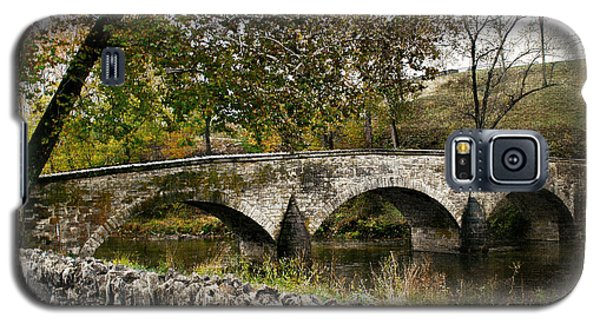 Burnside's Bridge Over Antietam Creek Galaxy S5 Case