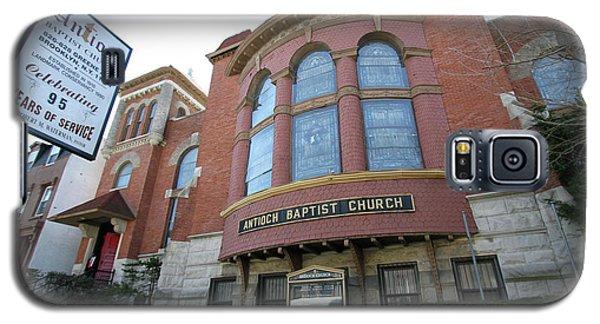 Antioch Baptist Church Galaxy S5 Case