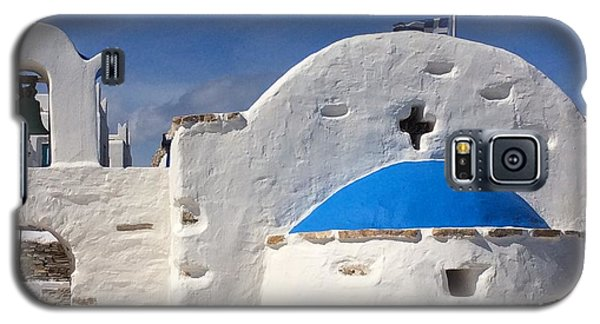 Galaxy S5 Case featuring the photograph Antiparos Island Greece  by Colette V Hera  Guggenheim