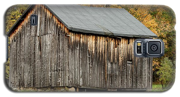 Antique Barn Galaxy S5 Case