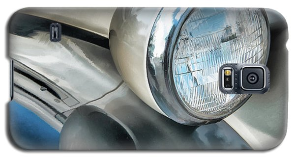 Antique Car Headlight And Reflections Galaxy S5 Case